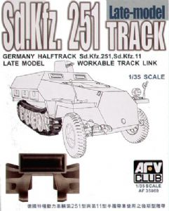AF3569 Sdkfz 251 workable track late